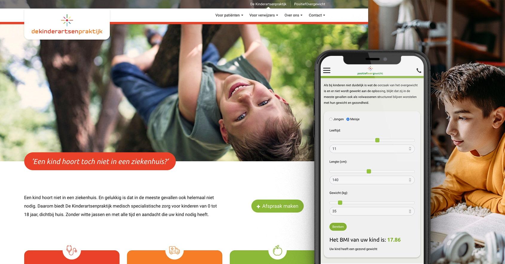 De Kinderartsenpraktijk / PositiefOvergewicht